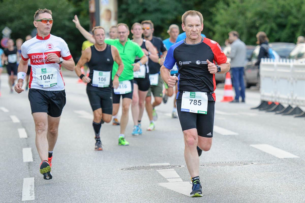 Hamburg PSD Bank Halbmarathon 2016, 18.09.16