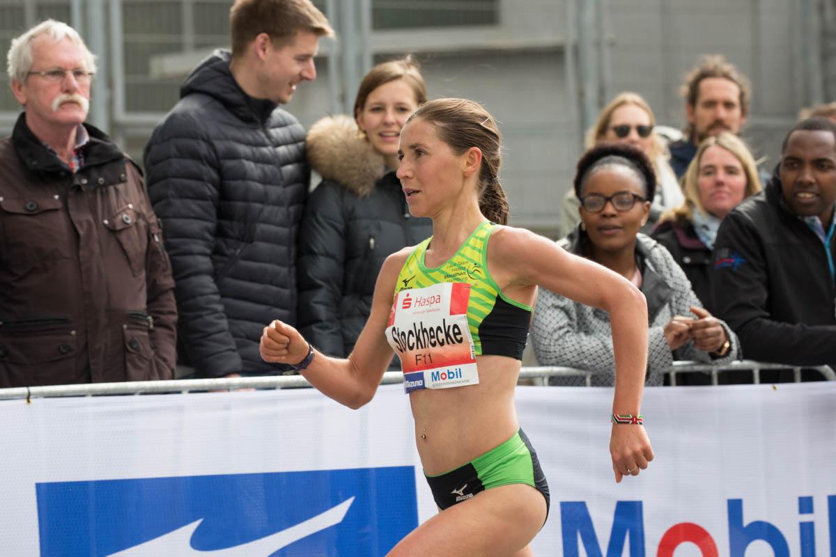 Neuer Hamburger Marathonrekord | PSD Bank Halbmarathon Hamburg